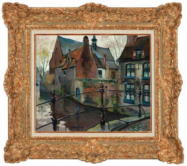 New Orleans >> Vincent Mann Gallery New Orleans: Francoise Gilot, Luc Didier